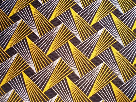 patterns south africa retro flash in yellow and brown original south