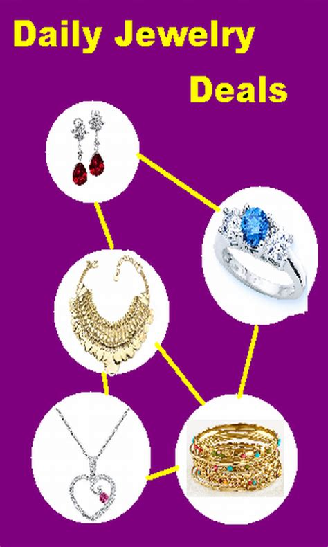 Daily Jewelry Deals For Free Appstore For Android