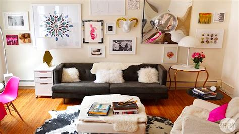 Interior Decorating Tips For Small Homes tiny to trendy a style addict s guide to apartment decor