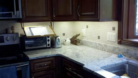 how to install led light how to install led lights kitchen cabinets home