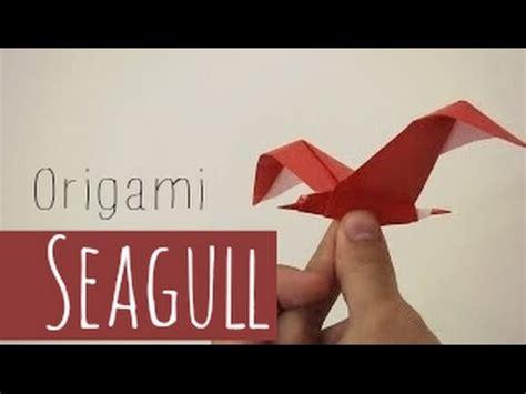 origami seagull origami seagull riccardo foschi