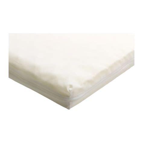 ikea mattress crib vyssa slummer mattress for crib ikea
