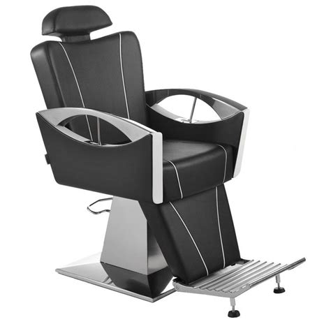 fauteuil de coiffure masculin inclinable