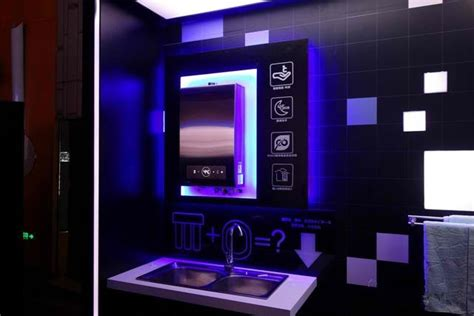 bathroom technology a smart bathroom and its technologies save power