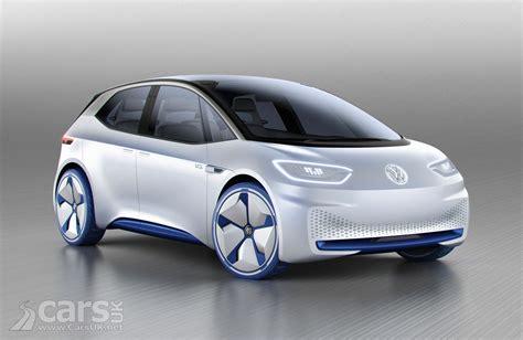 Volkswagen Cars by Vw Id Electric Car Concept Is Volkswagen S No Diesel