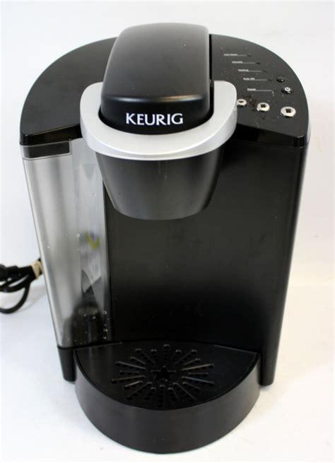 KEURIG B40 K40 ELITE GOURMET SINGLE CUP COFFEE MAKER SYSTEM   eBay