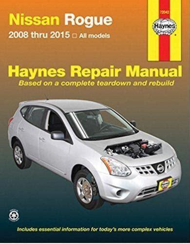 service manual hayes auto repair manual 2008 nissan versa head up display service manual 2008 2015 nissan rogue haynes repair service workshop manual