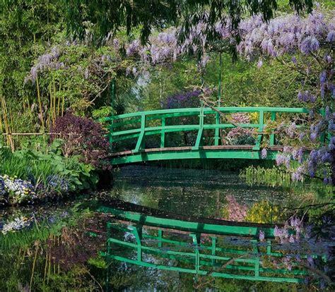 Der Garten Claude Monet In Giverny by Giverny Garten Claude Monet Museum Des