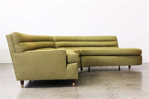 mid century sectional sofa mid century olive green sectional sofa vintage supply store
