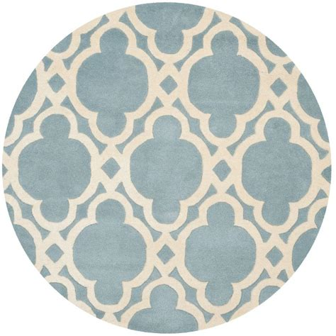 5 ft area rugs safavieh chatham blue ivory 5 ft x 5 ft area rug