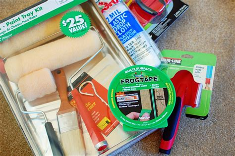 home depot paint tools accessories nursery preparations and sneak peek our havenhill