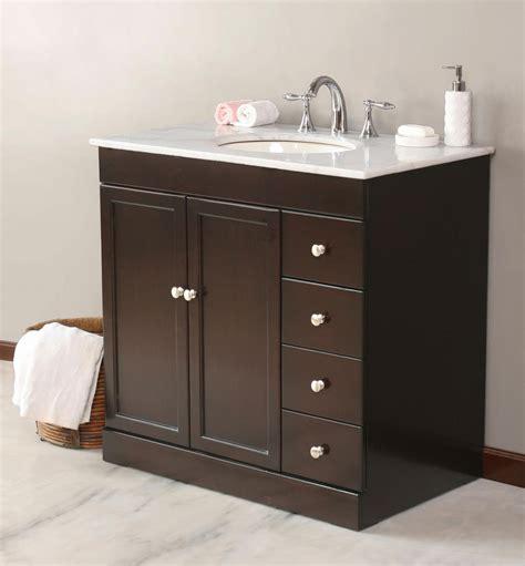 bathroom vanities with sink tops bathroom vanities with tops choosing the right countertop