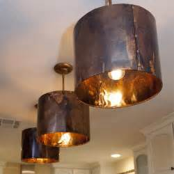 copper pendant lights kitchen mediterranean kitchen copper pendant light custom gifts