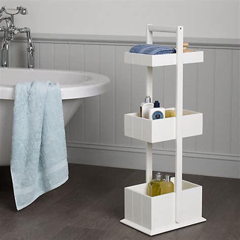 bathroom caddy storage buy lewis st ives 3 tier bathroom storage caddy