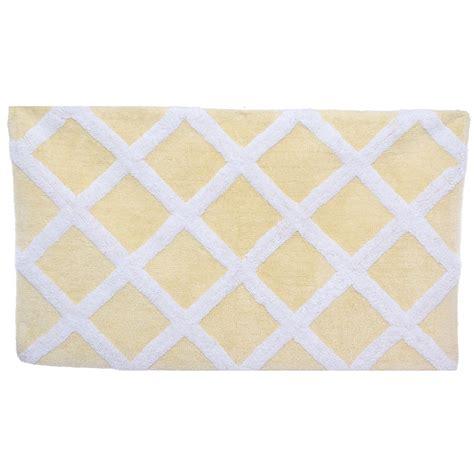 yellow bathroom rugs yellow bathroom rugs royale butter yellow bath rug