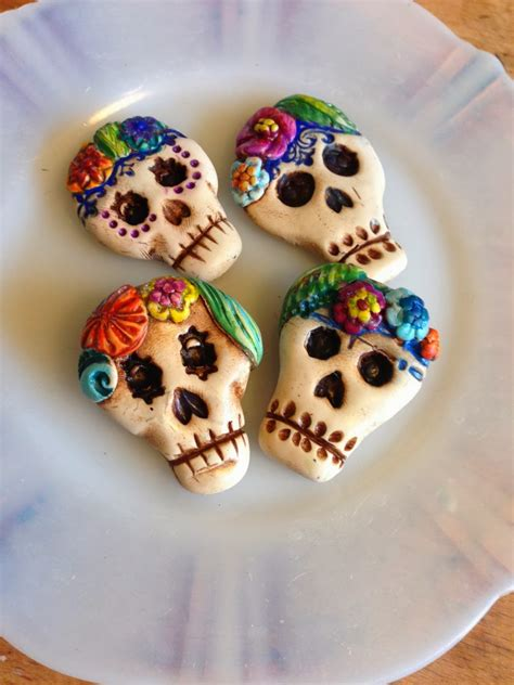 tutorial skull jewelry elements day of the dead sugar skull tutorial