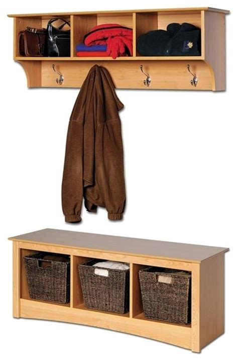 Floor To Ceiling Shoe Rack by Entryway Wall Mount Coat Rack W Shoe Storage