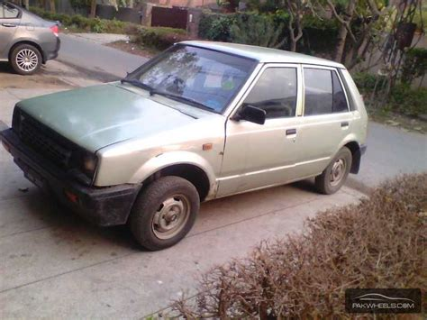 Daihatsu Charade For Sale by Used Daihatsu Charade Cx 1984 Car For Sale In Lahore