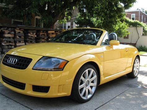 2004 Audi Tt For Sale by 2004 Audi Tt Roadster 3 2 S Line German Cars For Sale