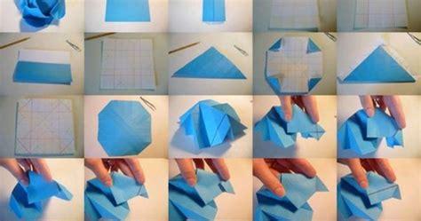origami org uk origami easy origami flower easy