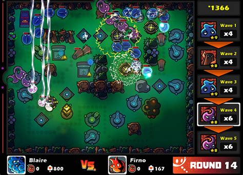 free single player single player tower defense free 2 play