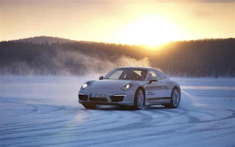 Car Wallpaper Snow by Porsche 911 Snow Hd Cars 4k Wallpapers Images