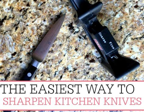 what is the best way to sharpen kitchen knives what is the best way to sharpen kitchen knives 28 images