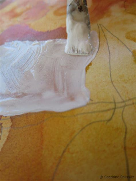 acrylic painting negative space how to paint mixed media flowers on yupo paper step by step