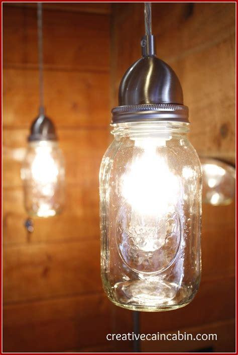 jar bathroom light 30 diy jar lighting ideas on a budget