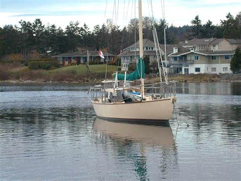 origami steel sailboat one secret offshore boat building plans