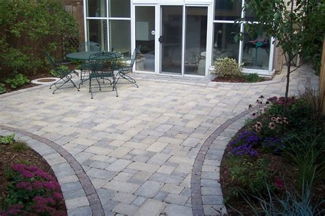 patio designes brick patios designs