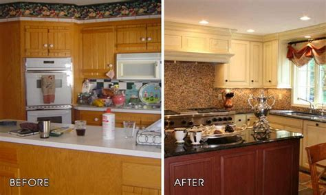 cheap kitchen makeover ideas before and after kitchen renovations before and after kitchen makeovers on