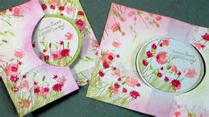 how to make flip card how to make a flip swing card with basic supplies no dies