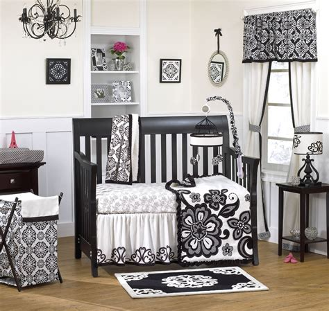 black white crib bedding 90 black white and crib bedding sets