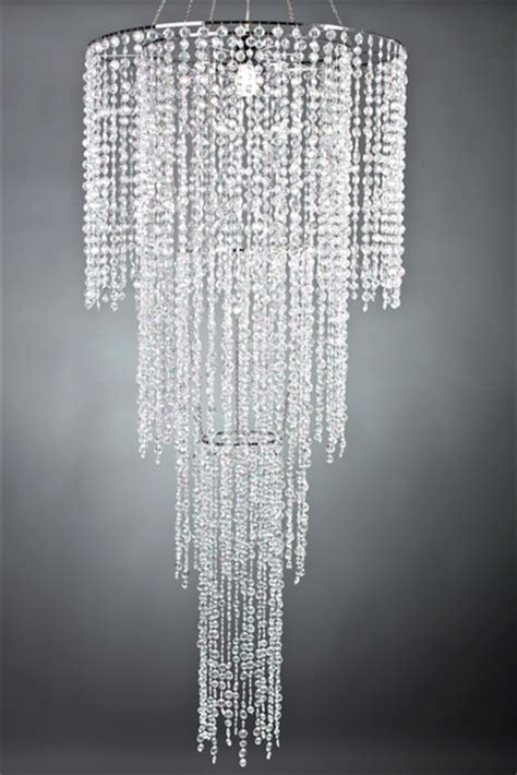 acrylic crystals for chandeliers large 4 tier acrylic chandelier tent lighting and