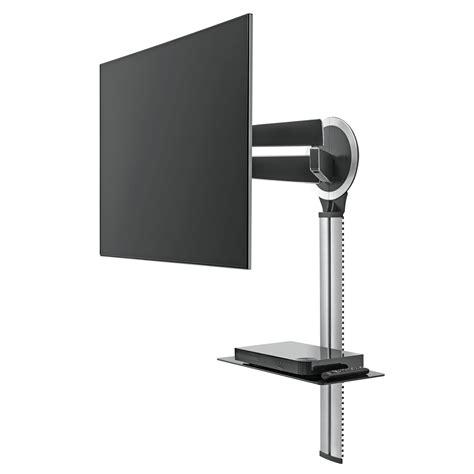 support mural tv avec etagere