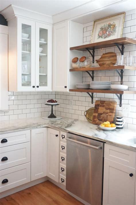classic white shaker kitchen cabinets vintage kitchen remodel white shaker cabinets marble