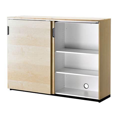 storage cabinet with sliding doors galant cabinet with sliding doors birch veneer 160x120 cm