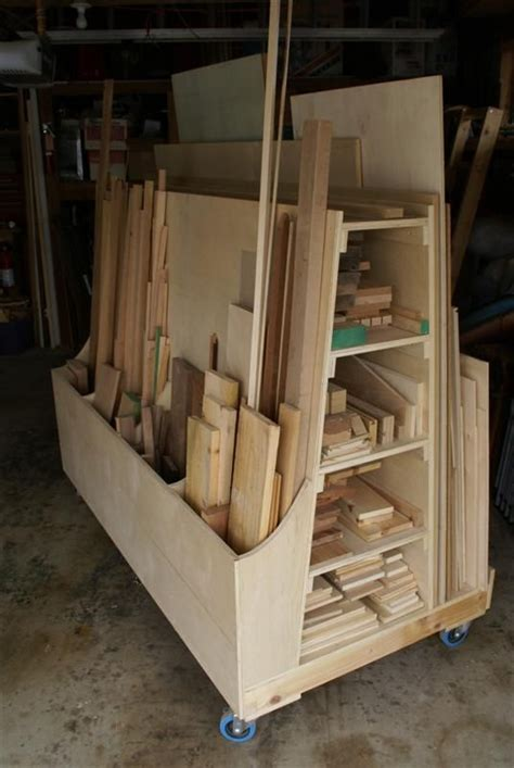 woodworking storage 25 best ideas about lumber storage on lumber