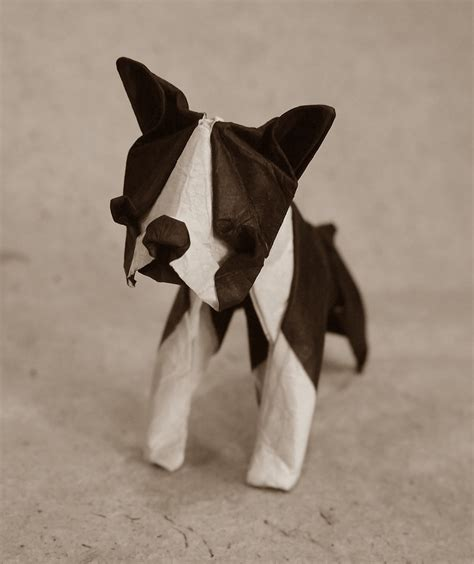 origami husky 22 excellent origami models for