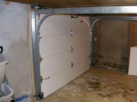 low overhead garage door opener low headroom garage door installation exterior hardware
