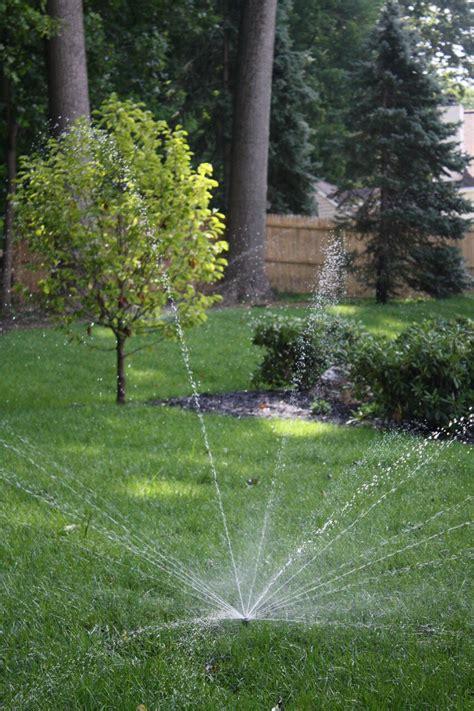 irrigation burkholder landscape