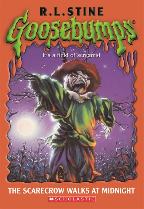 goosebumps books list with pictures goosebumps the scarecrow walks at midnight goosebumps