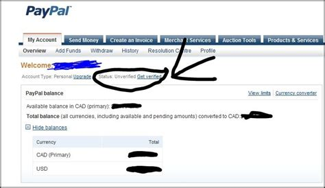 how to make a paypal without credit card how to verify your own paypal without a credit card pc