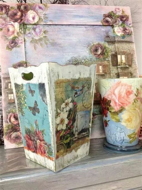 things to decoupage 1000 images about cajas decoradas on madeira