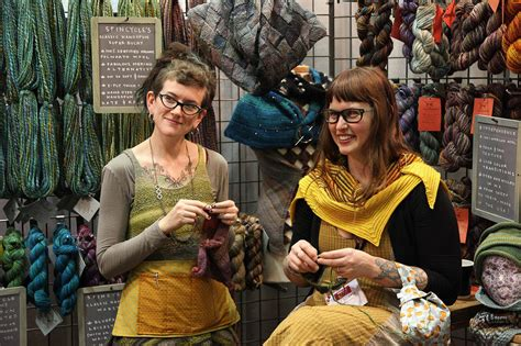 vogue knitting live vogue knitting live brings knitting enthusiasts from