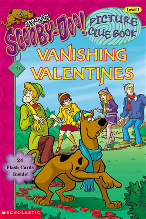 Scooby Doo Picture Clue Book 10 Vanishing Valentines By