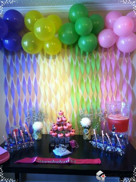 Home Party Decoration Ideas best 25 cheap party decorations ideas on pinterest diy