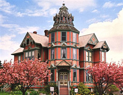Where Is Rushmead House Usa dave s victorian house site port townsend