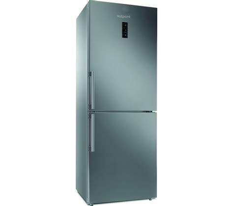 hotpoint nffud 191 x 60 40 fridge freezer silver silver freezers